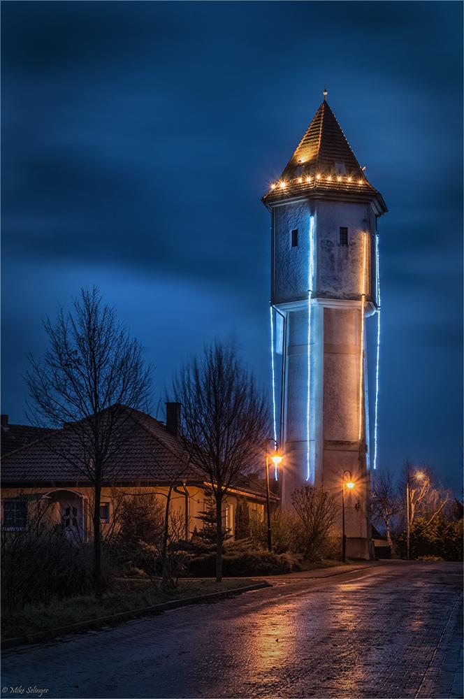Der Wasserturm zu Athensleben