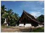 Der Wat von Ban Pak Ou - Ban Pak Ou, Laos