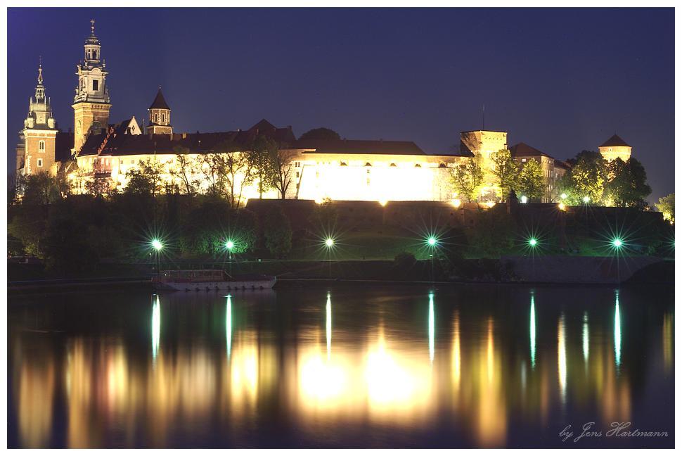 Der Wawel-Sitz der polnischen Könige