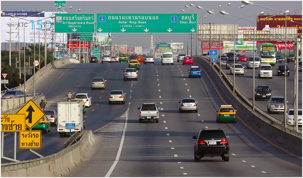 Der Weg- Bangkok