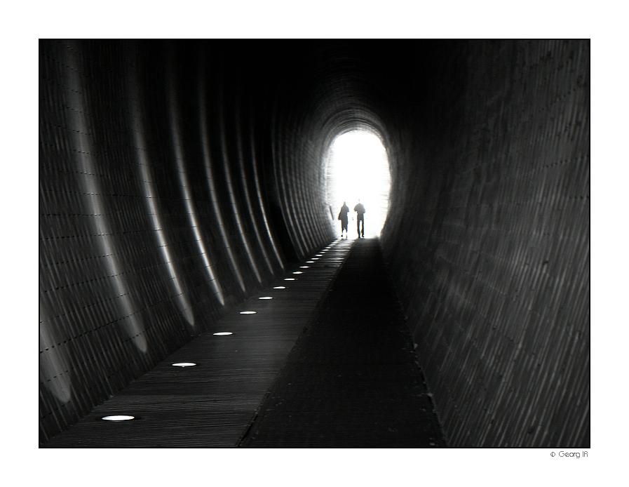 Der Weg in's Licht