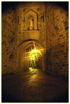 der Weg ins Mittelalter
