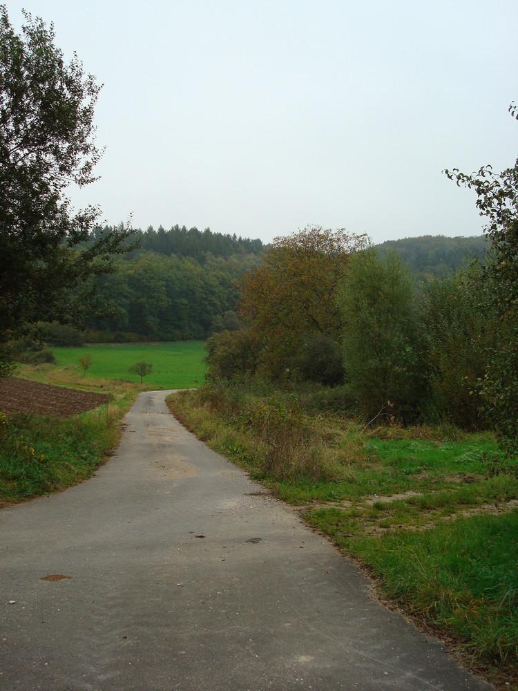 Der Weg ins Unendliche