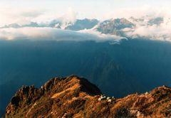 Der Weg nach Machu Picchu