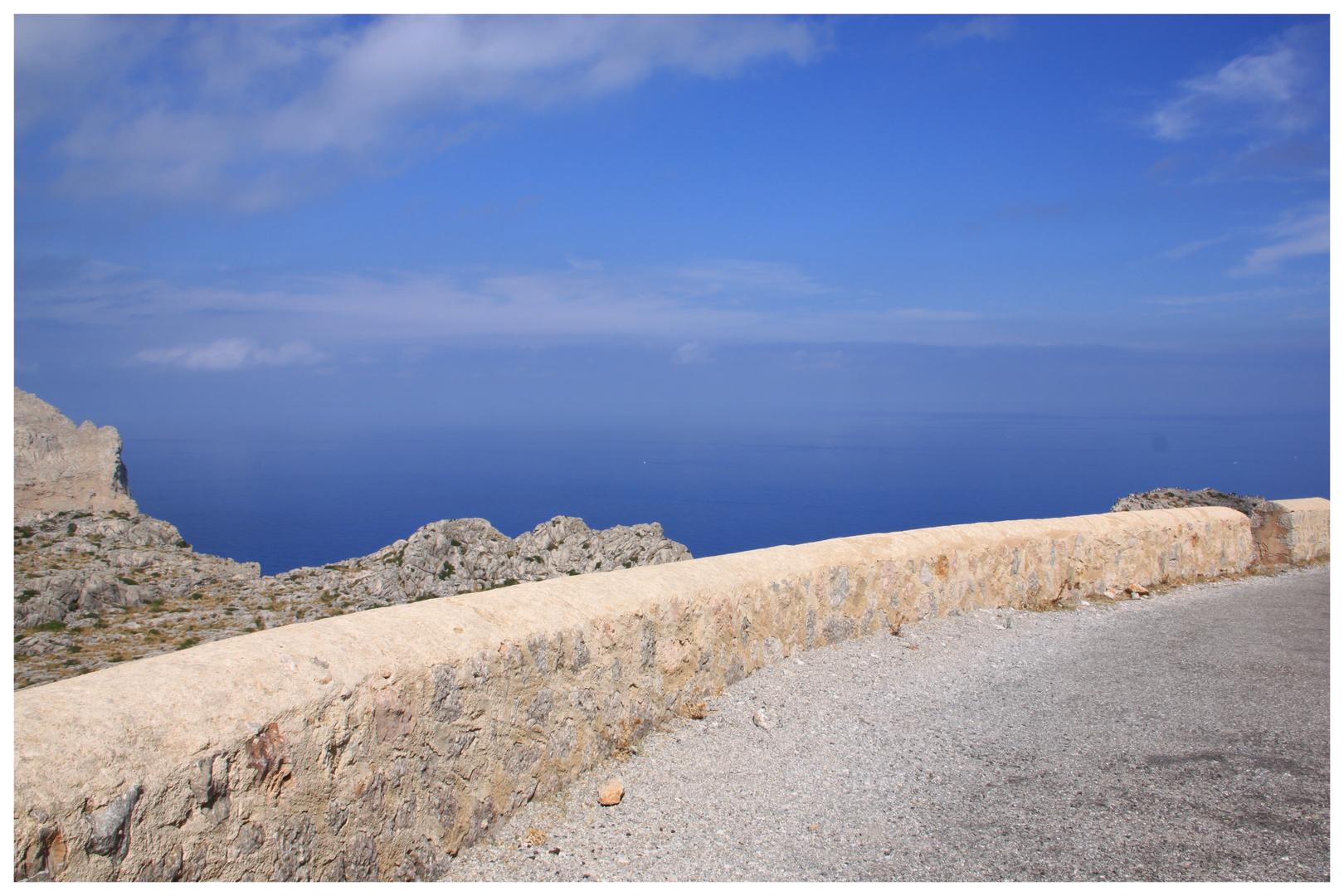 Der Weg und das Meer