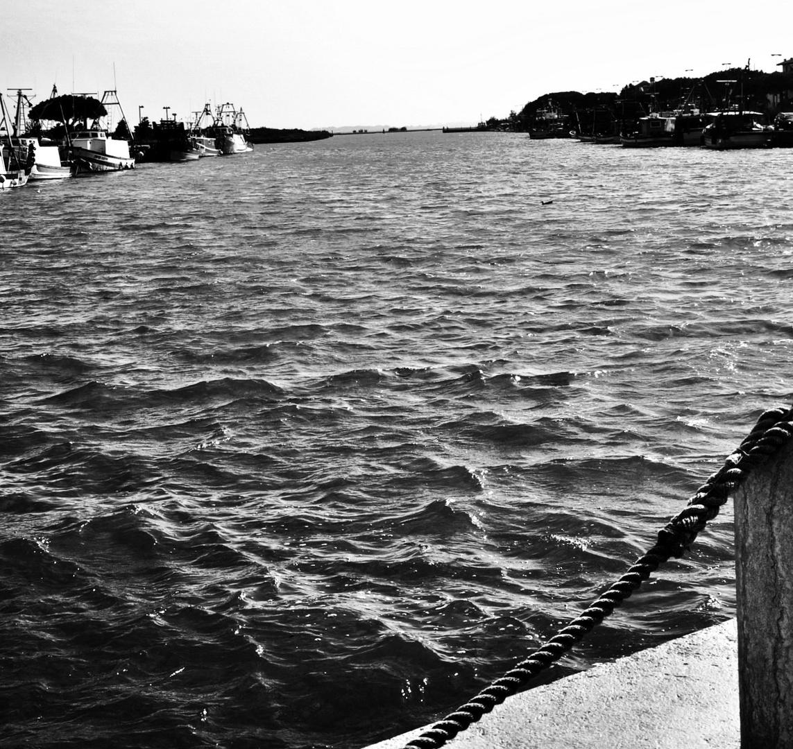 der Weg zum Meer ist frei....