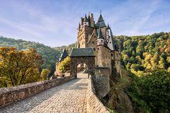 Der Weg zur Burg