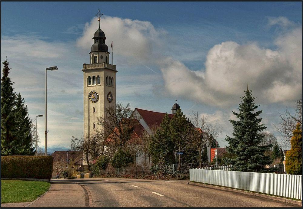 Der Weg zur Kirche II