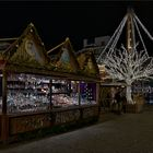 Der Weihnachtsmarkt ...