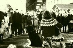 """""""Der Weihnachtsmarkt-Musikant"""""""
