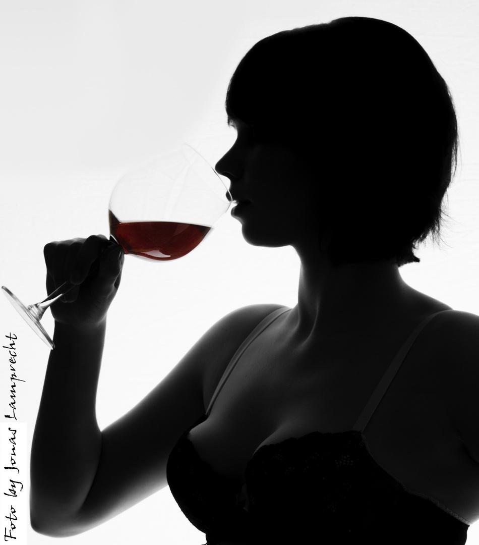 Der Wein machts....