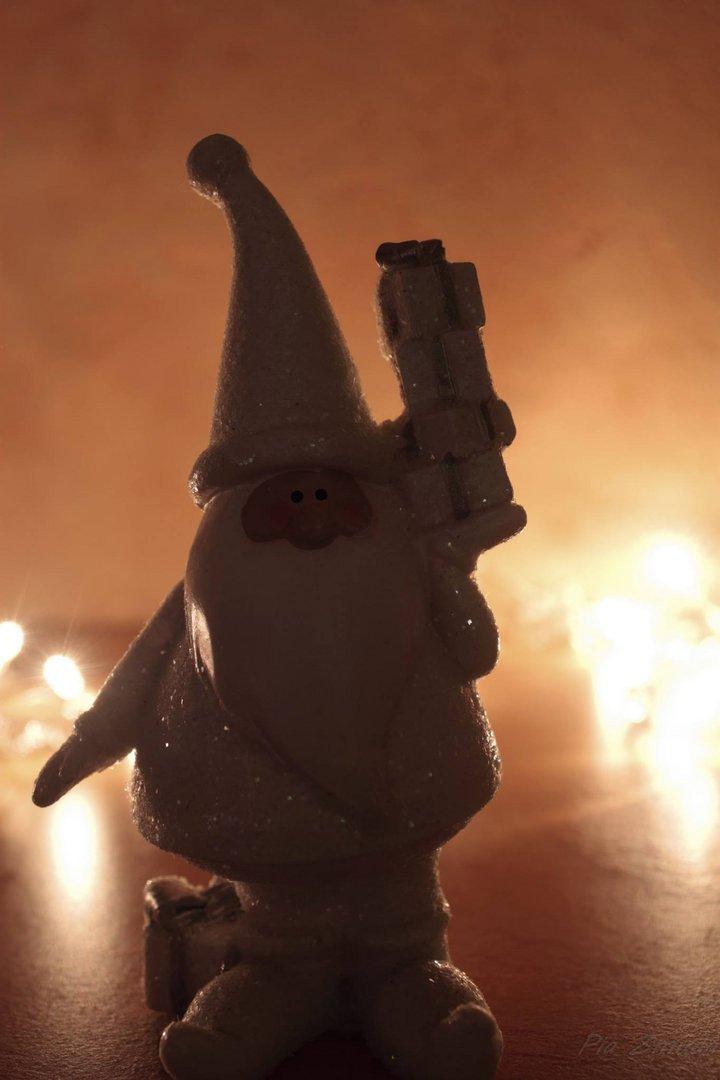 *der weiße Nikolaus*