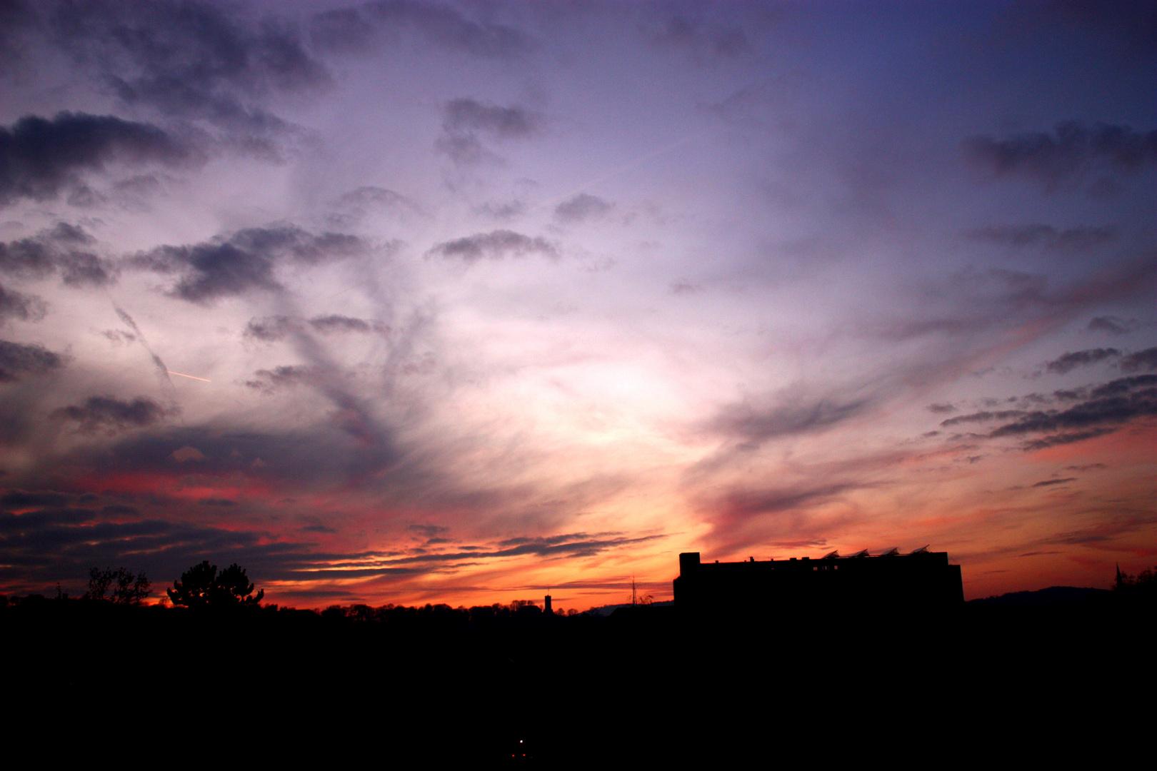 Der weite Himmel