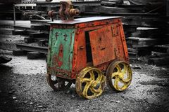 Der Werkstattwagen