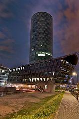Der Westhafen-Tower