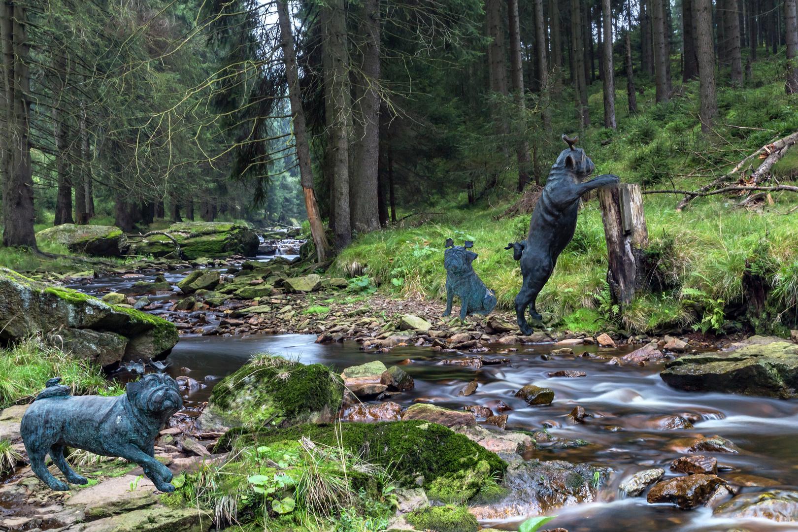 Der wilde Waldmops und andere wahre Geschichten erlogen von Loriot