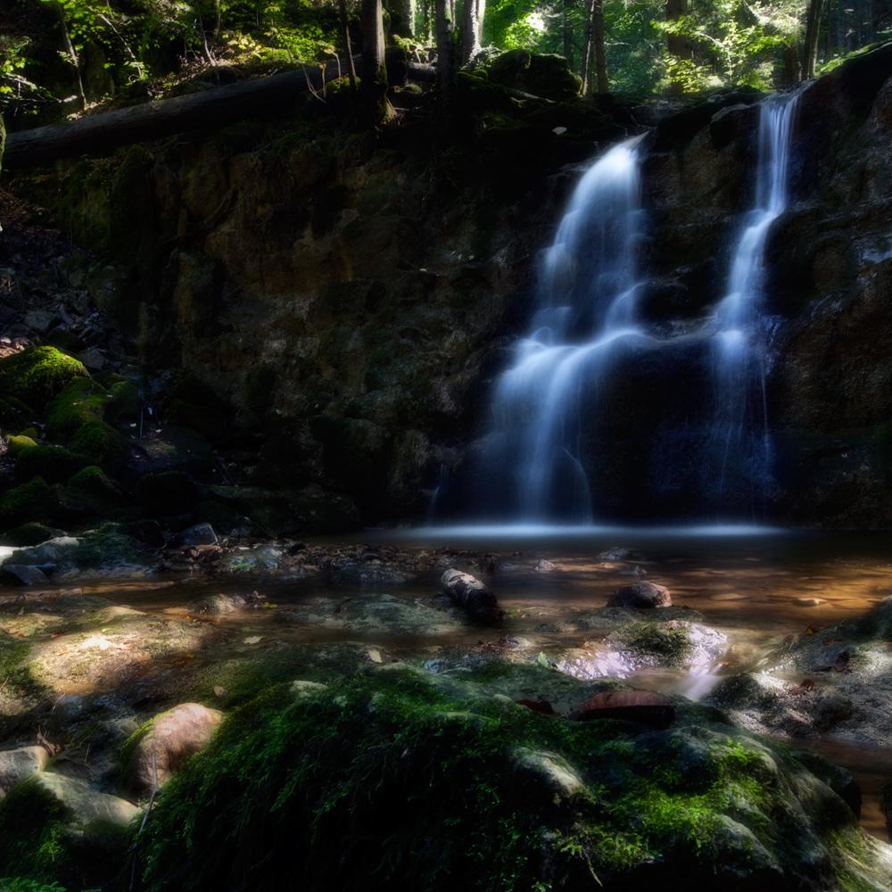 Der Wildkarwasserfall