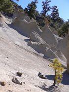 Der Wind, das himmlische Kind, Sandformen auf Teneriffa