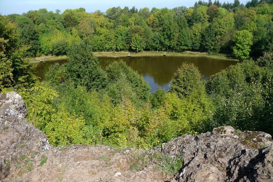 Der Windsborn auf dem Mosenberg /Eifel (2)