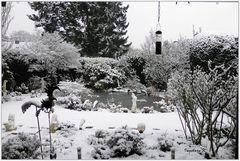 Der Winter am 11.2.2017 für 2 Stunden
