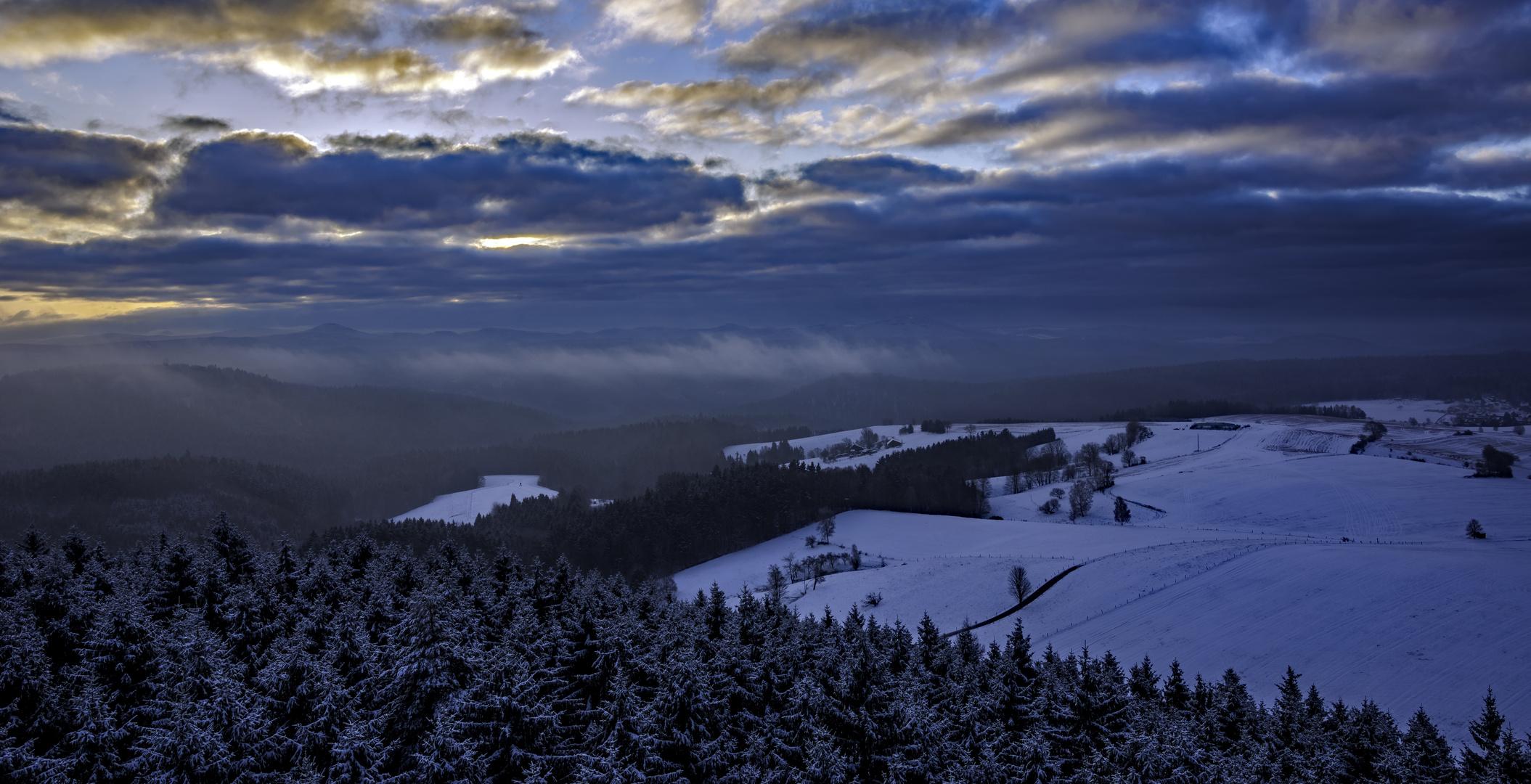 ***       der winter ........       ***
