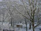 Der Winter in Hamburg