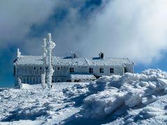 Der Winter ist keine Jahreszeit,sondern eine Aufgabe.