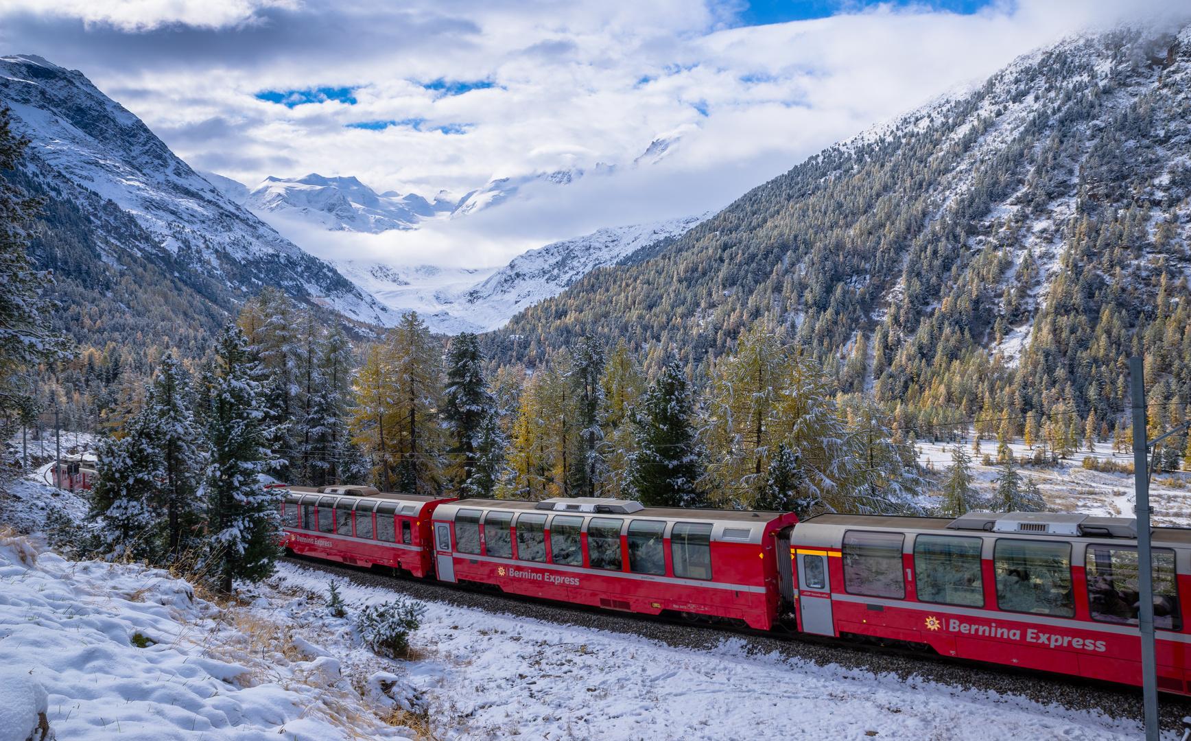 Der Winter kommt per Express