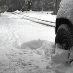 Der Winter spurt