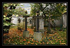 Der winzige Friedhof