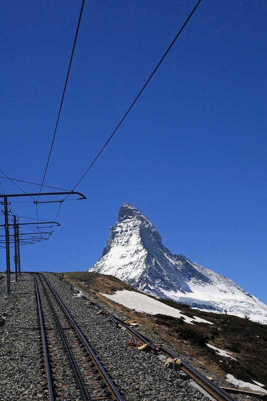 der wohl bekannteste Schweizer Berg