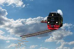 Der Wolkenreisezug