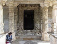 Der wunderbare Tempel von Ranakpur