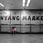 der XinYang Market...