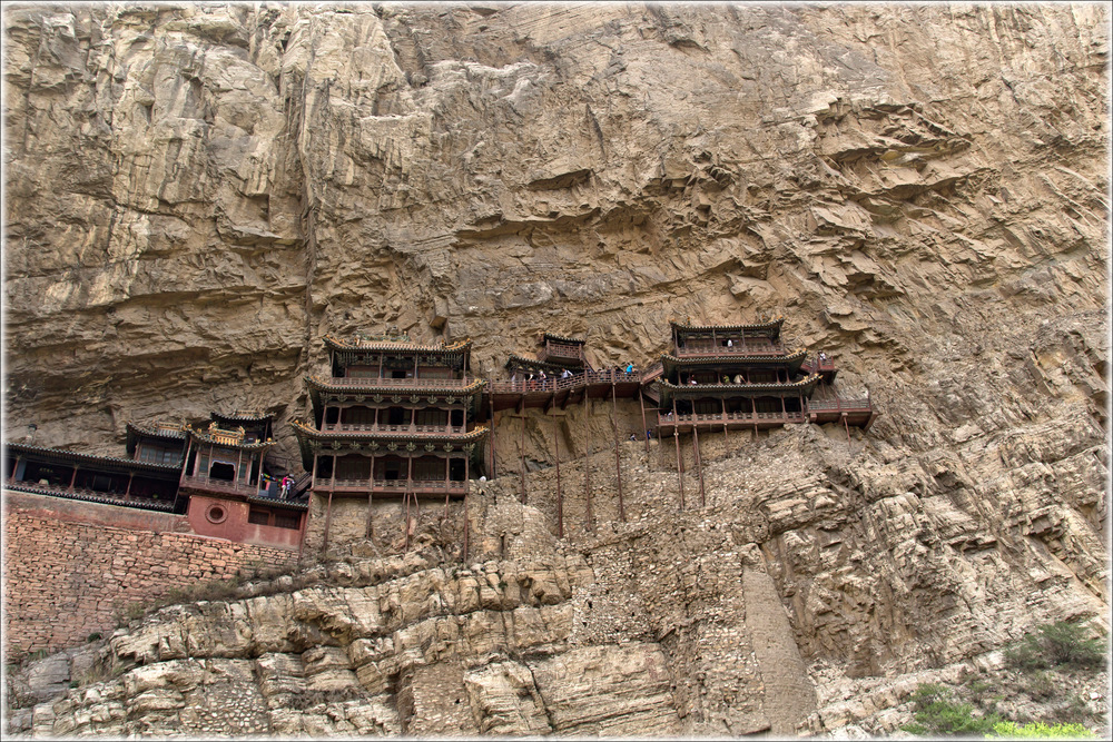 Der Xuankong-Tempel