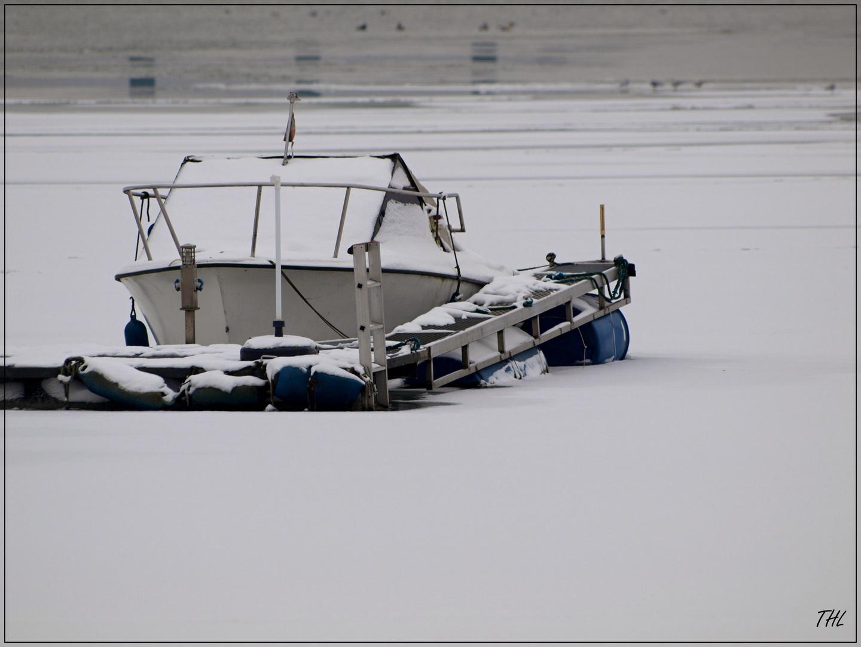 Der Yachthafen Herne......