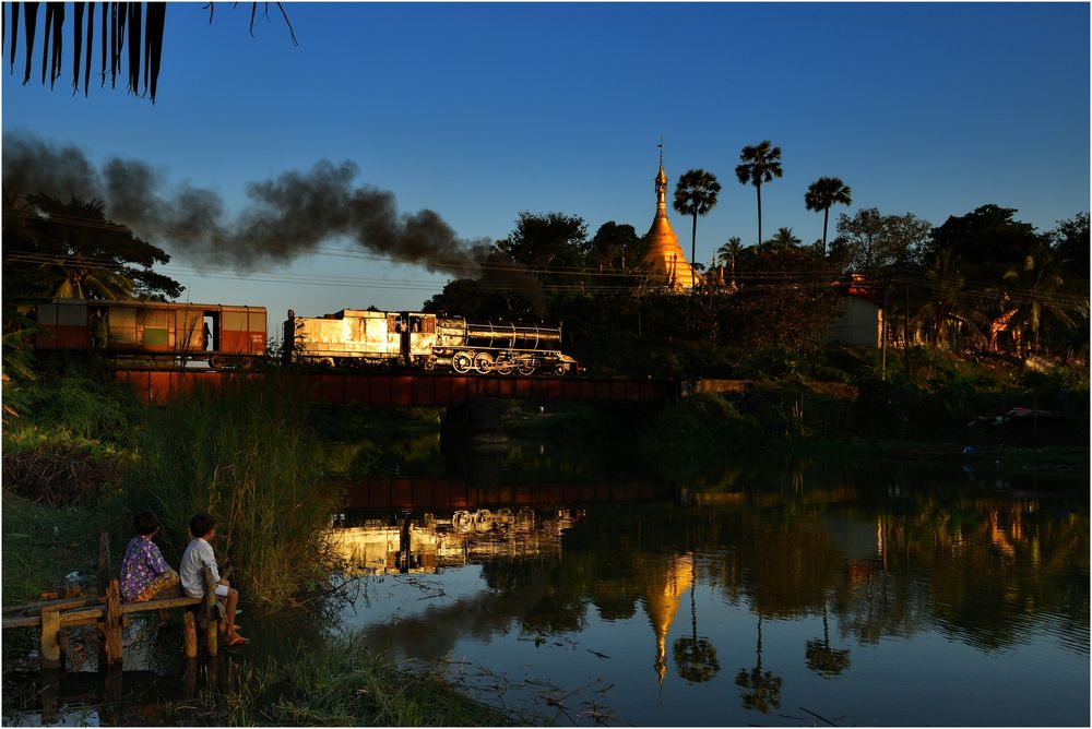 Der Yinnyein Pagoda Shot II