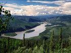 Der Yukon bei Dawson City