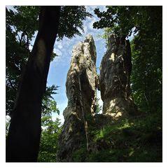 Der Zankelstein bei Pommelsbrunn