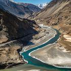 Der Zanskar-Fluss