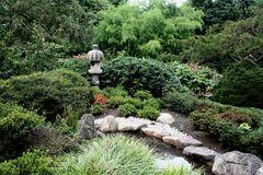 Der Zen Garten im Stadtgarten Karlsruhe