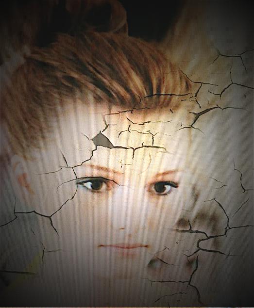 Der zerbrochene Spiegel meiner Seele