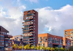 Der Zimt Tower Hamburg Hafen City