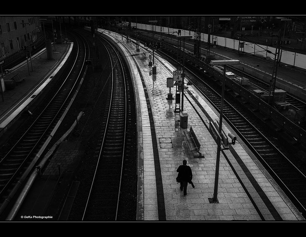 der Zug ist abgefahren
