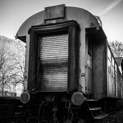Der Zug ist abgefahren ...