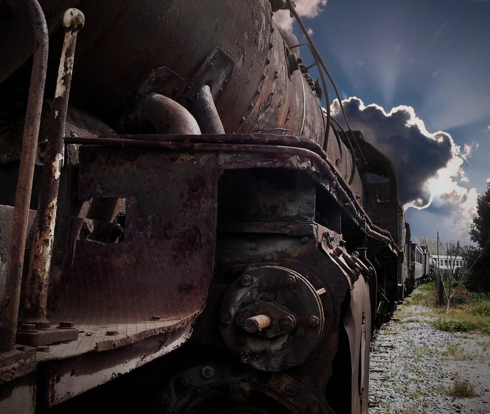 Der Zug zum Ende der Zeit