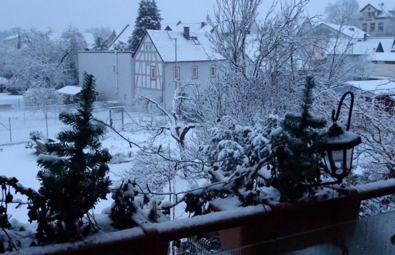 Der zweite Schnee I