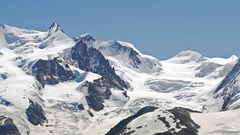 Der zweithöchste Berg der Alpen nach dem Mont Blanc...aber welcher ?