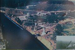 Derenbachbrücke vor 50 Jahren