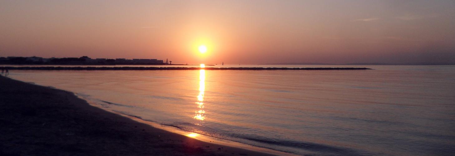 Dernier coucher de soleil ...